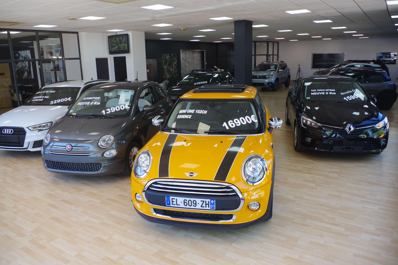Le garage Villefranche sur Saône Gobet Automobile so'ccupe de la vente, achat de voitures toutes marques.